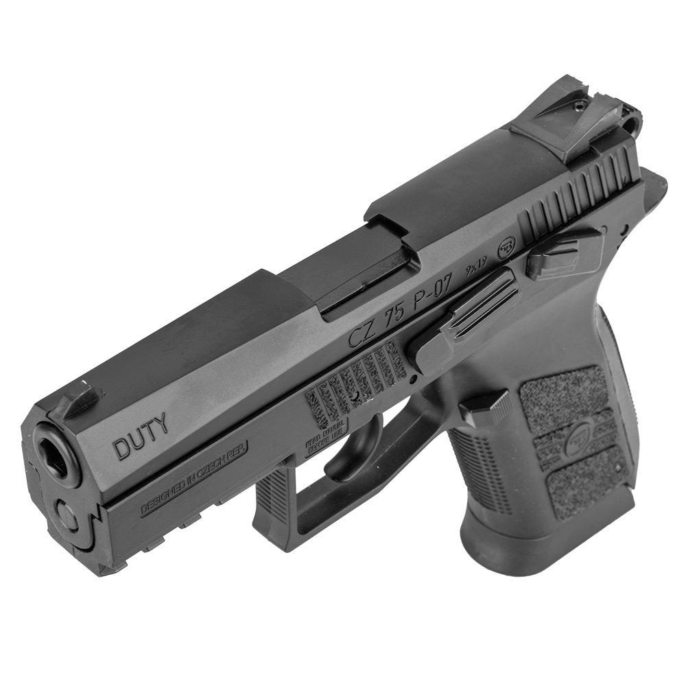 ASG CZ 75 P-07 Duty Non-Blowback BB Gun