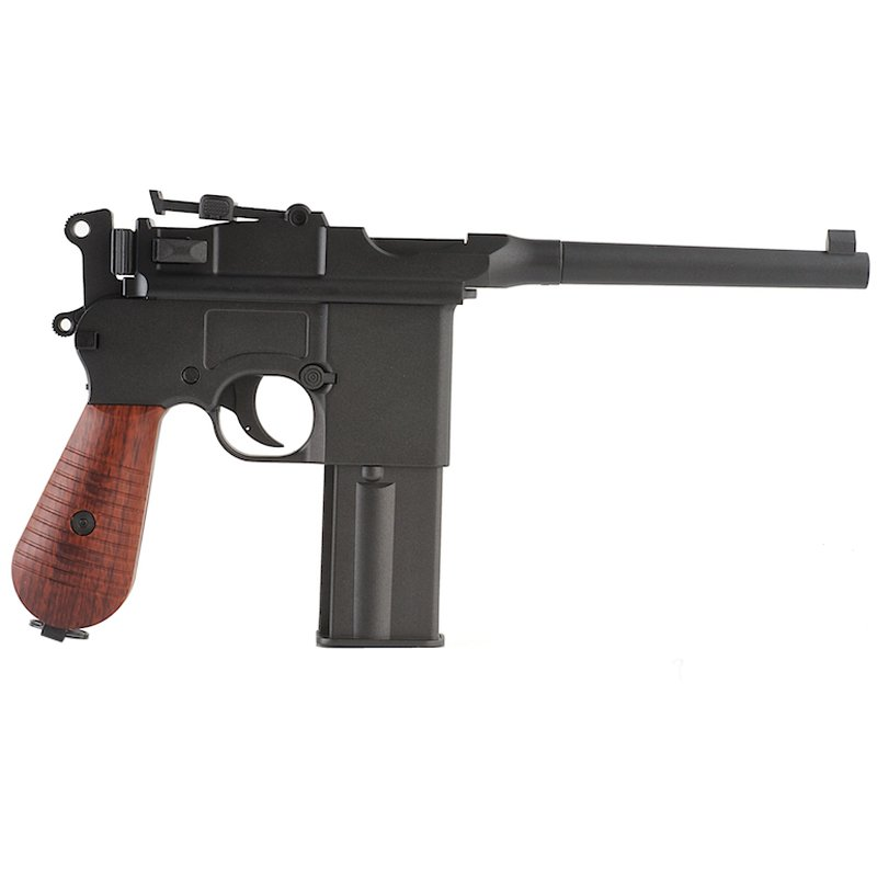 FR Black Swiss Arms Shotgun Metal Mobile Crosse // C6 Unisex Adult Manufacturers Size: One Size