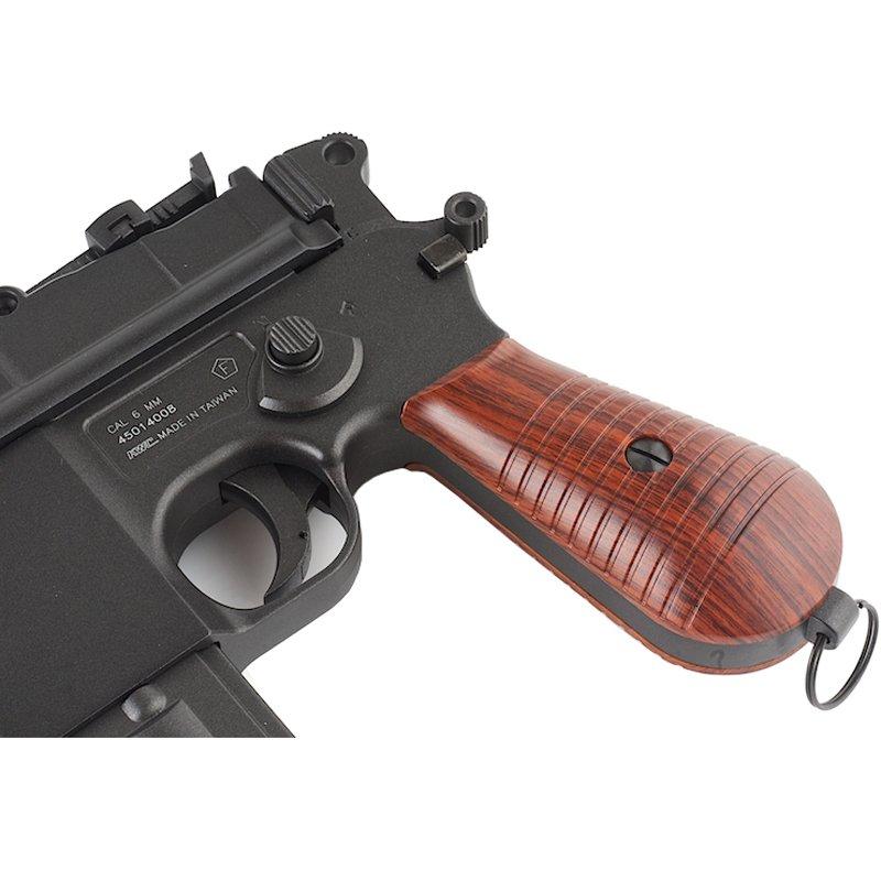KWC Mauser M712 Full-Auto Metal Airsoft Pistol