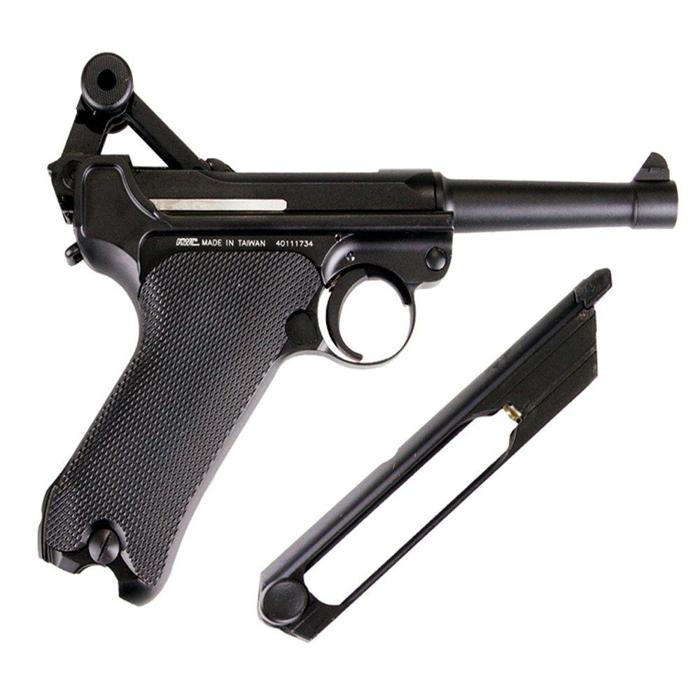 KWC Luger P08 6mm Blowback Airsoft Pistol