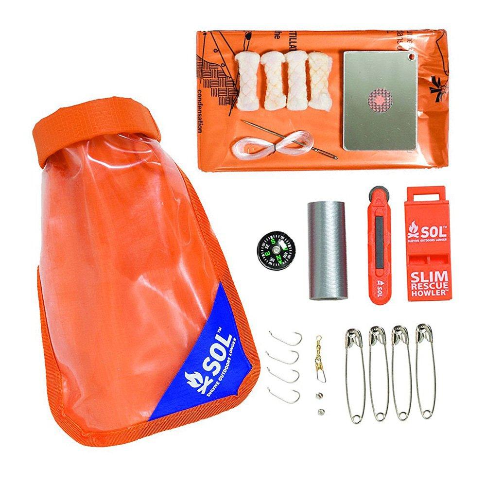 Sol Scout Emergency Survival Kit Canada Gorilla Surplus