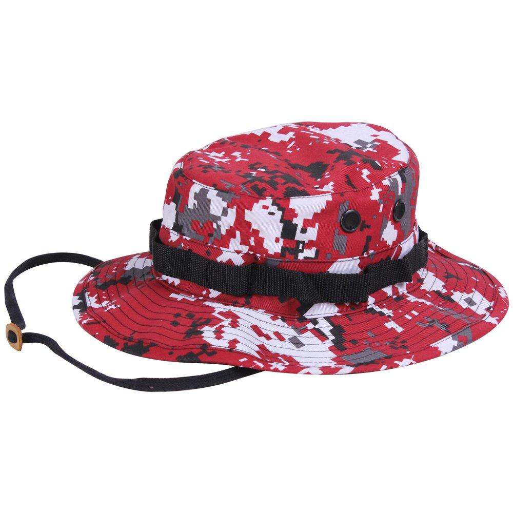 065dee932a6 Digital Camo Boonie Hat