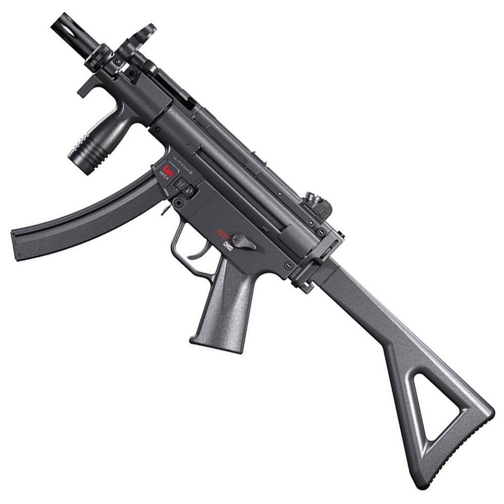 Heckler and Koch MP5 K-PDW BB SMG