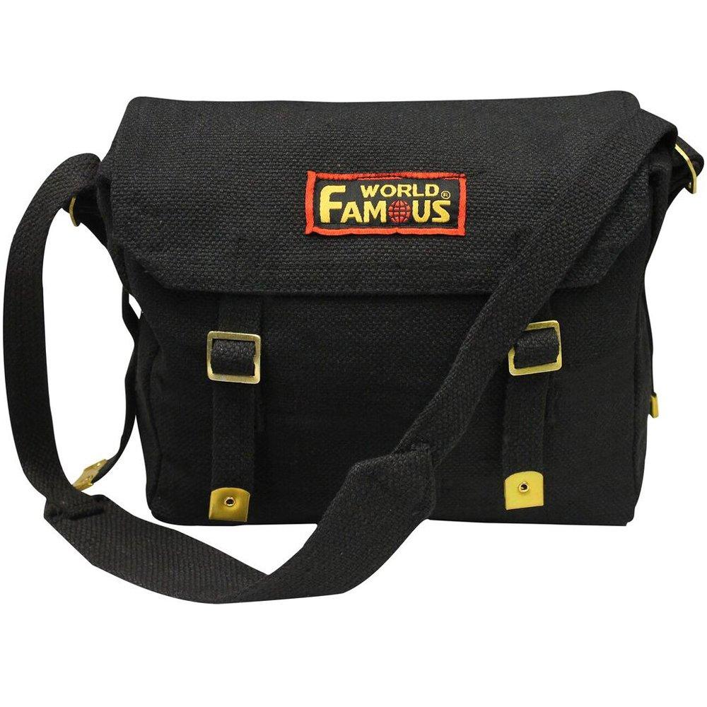 world famous canvas messenger bag canada | gorilla surplus