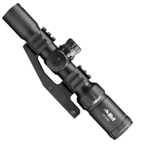 1.5-4x30mm Recon Series Rifle Scope