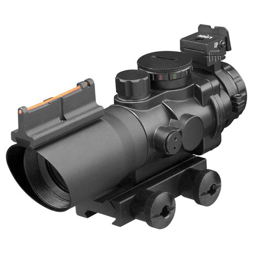 Series 4x32mm Prismatic Rifle Scope