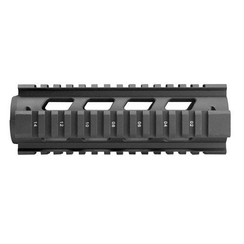 Stanag Drop-in Carbine Quad Rail