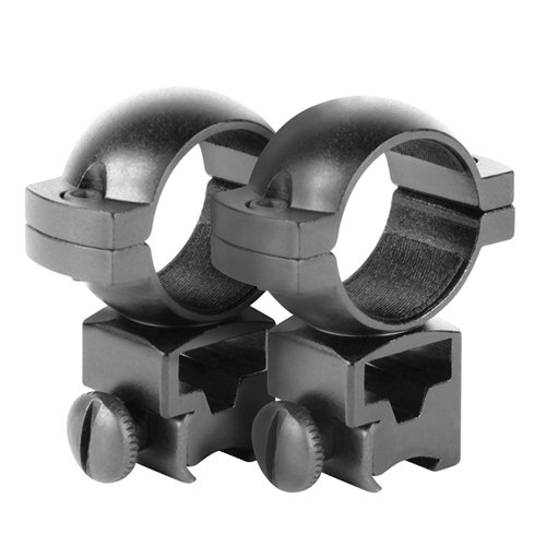 1 Dovetail 3/8 Inch High Profile Rings