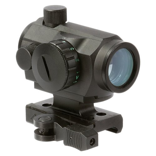 1x20 Dual-illuminated Micro Dot Co-Witness Riser - Red Green