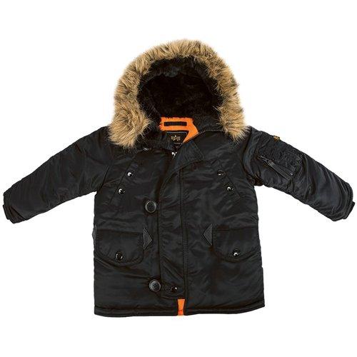 Alpha Youth N-3B Jacket