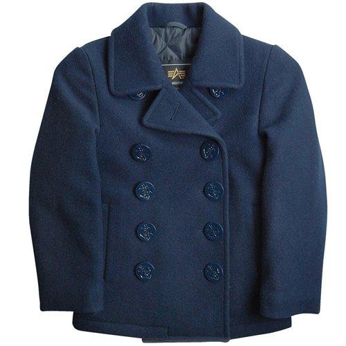 Alpha Boys USN Pea Coat