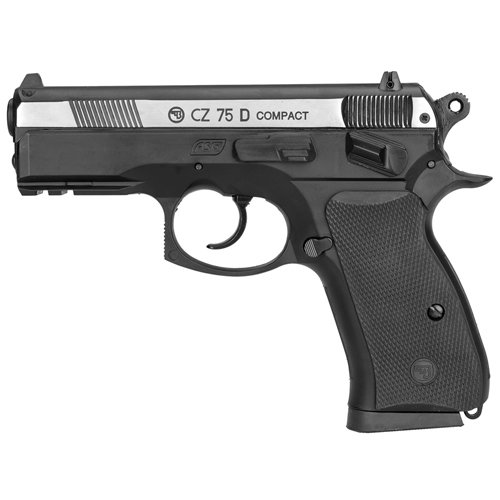 CZ 75D Compact Dual Tone GNB 4.5mm CO2 BB Pistol