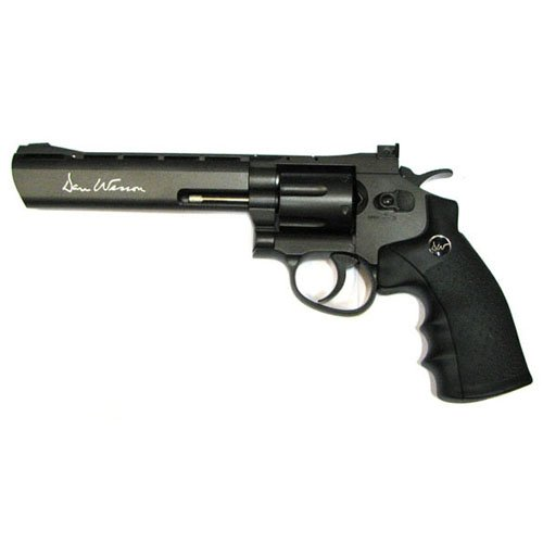 Dan Wesson GNB 6 Inch Grey CO2 Airsoft Pistol