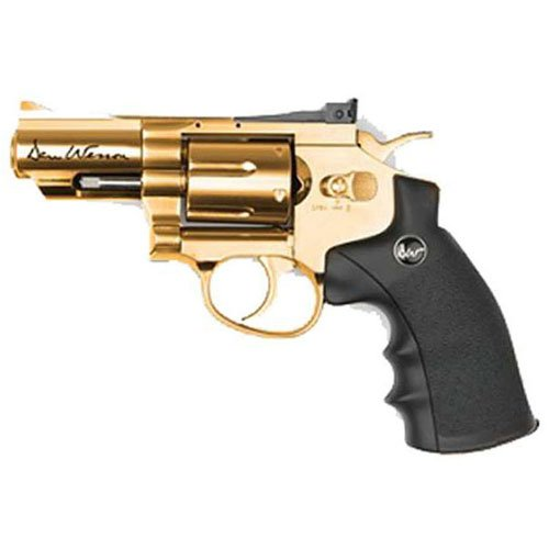 Dan Wesson CO2 Gold Revolver