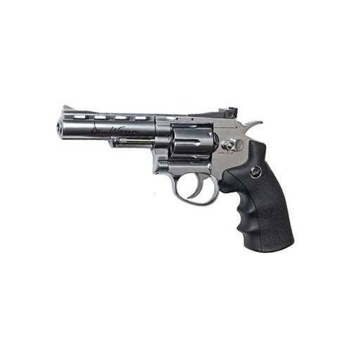 Dan Wesson MB-S CO2 Airsoft Revolver 4 Inch, Low Power