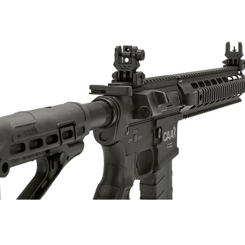 M4 Carbine CAA PL Electric Airsoft Rifle - Black