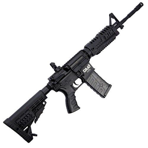 M4 Carbine CAA SL Electric Airsoft Rifle - Black