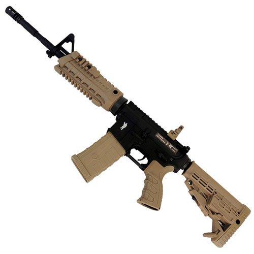 M4 Carbine CAA SL Electric Airsoft Rifle - Tan