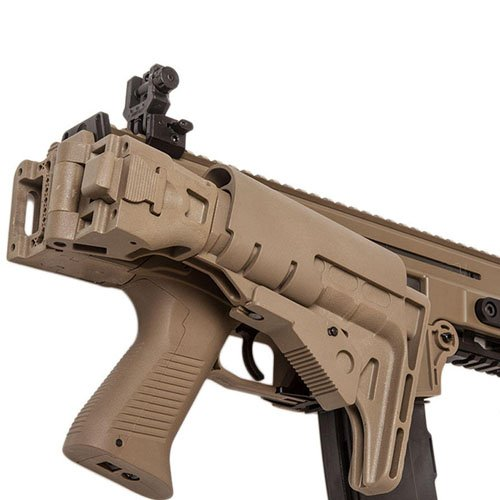 CZ 805 BREN A1 Electric Airsoft Rifle - Desert