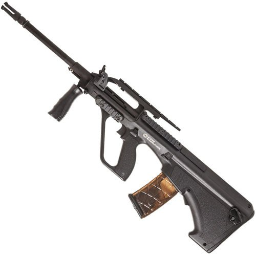 Steyr AUG A2 AEG Bullpup Rifle - Black