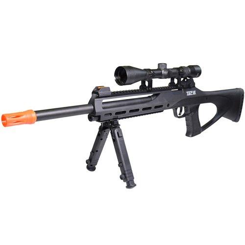 ASG TAC6 SL GNB Airsoft Sniper Rifle