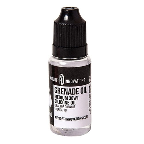 Airsoft Innovations 30wt Silicone Grenade Oil