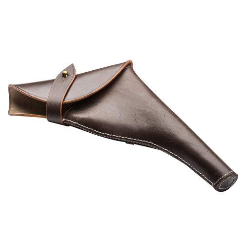 Webley MKVI Air Pistol Leather Holster - Right Hand