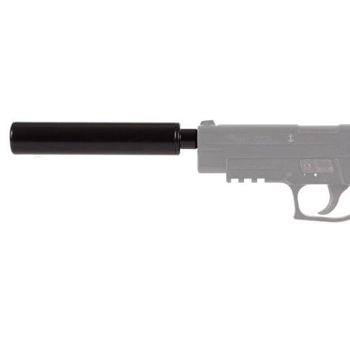 Sig Sauer P226 Pistol Fake Suppressor