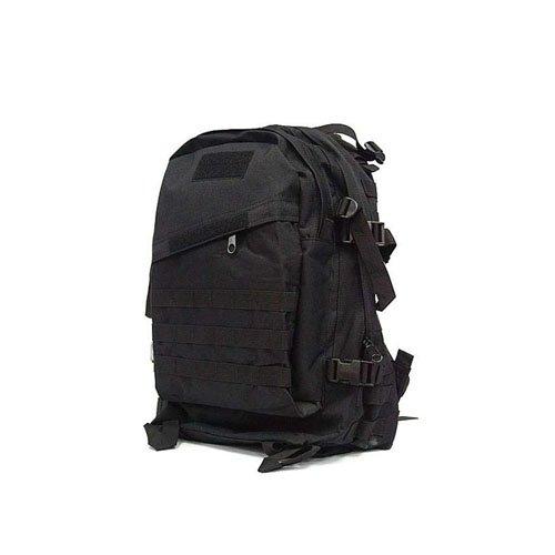 Black Medium Tactical Assault Bag