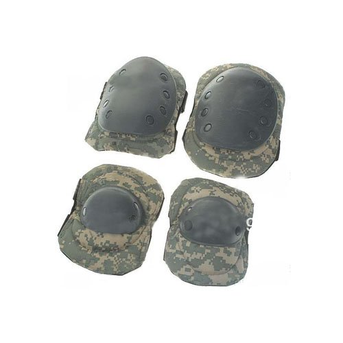 ACU Elbow And Knee Pads Set