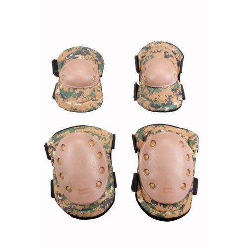Marpat Elbow And Knee Pads Set