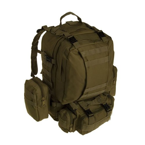Large Coyote Assault Bag
