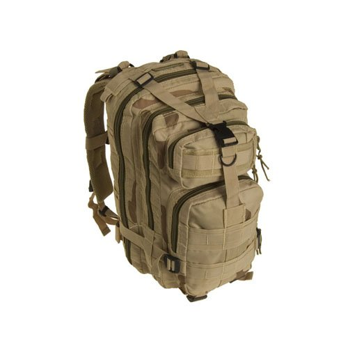Small Desert Camouflage Assault Bag