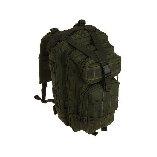 Small Olive Assault Bag