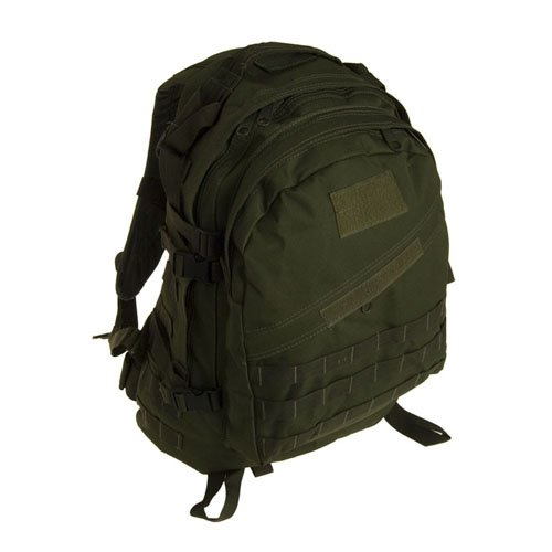 Medium Olive Assault Bag