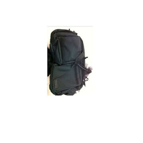Black Tactical Reeds Laptop Shoulder Bag