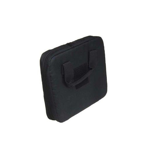 Black Handheld Pistol Carry Bag