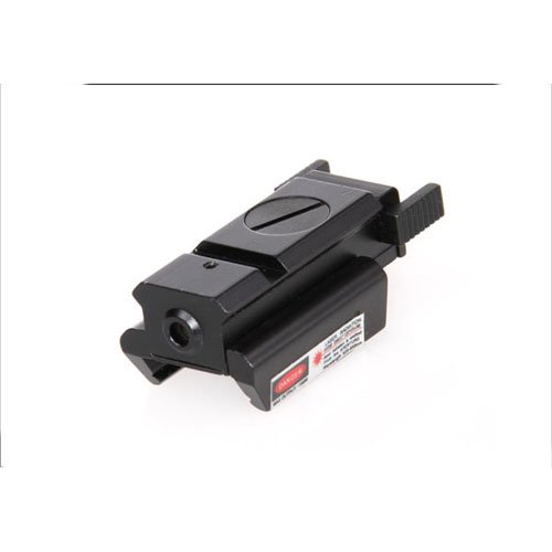 Tactical Mini Red Laser Sight