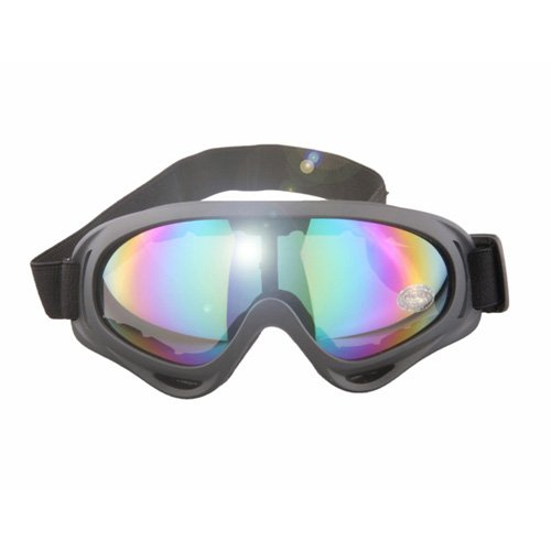 Vulcan Military Style Rainbow Goggles