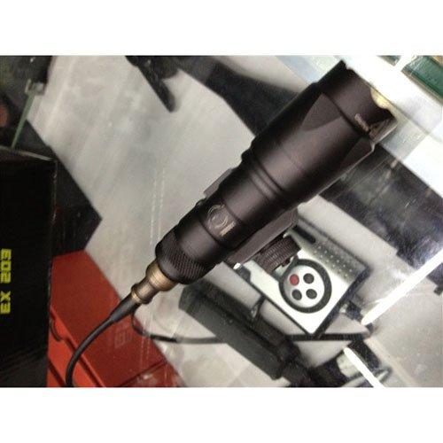 Tactical Large Gun Flashlight