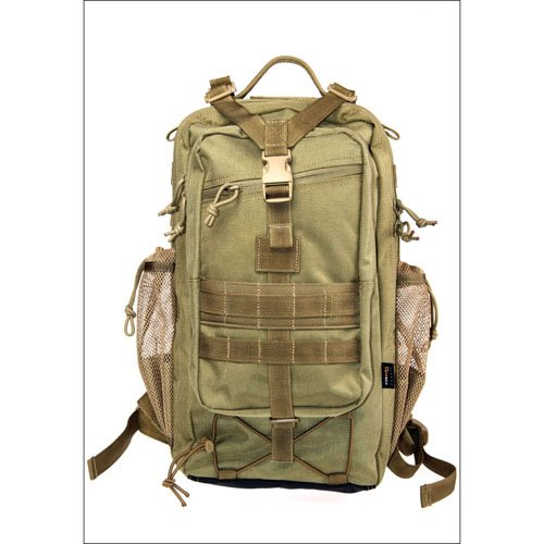 1000D Assault Backpack - Tan