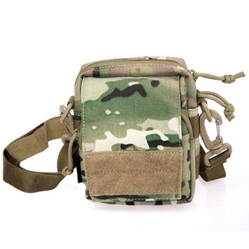 CP Camo Shoulder Bag