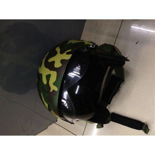 Black F16 Helmet