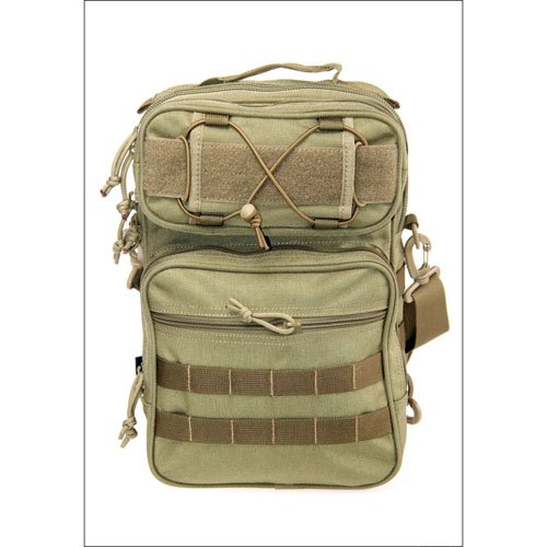 Tan Cordura Side Bag