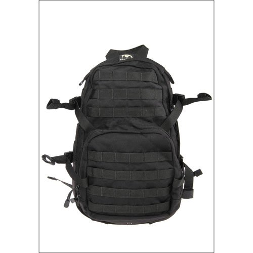 Black 1000D Assault Bag