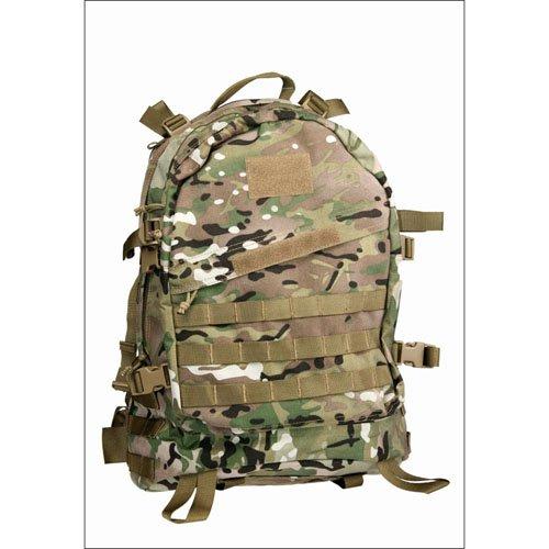 1000D Assault Backpack - CP Camo