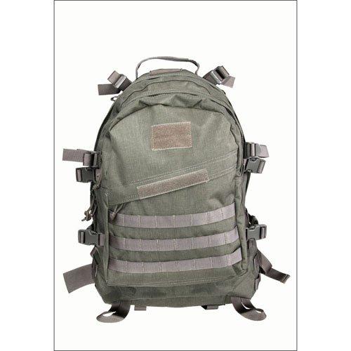 1000D Assault Backpack - Foliage