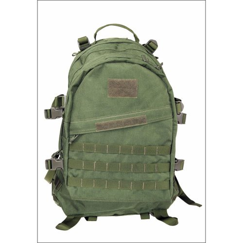 1000D Assault Backpack - Olive Drab