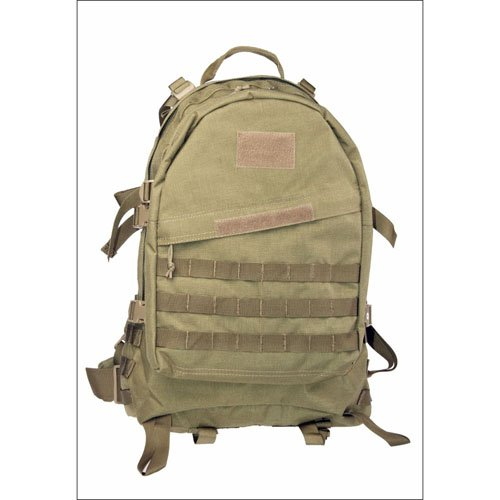 1000D Assault Backpack - Tan