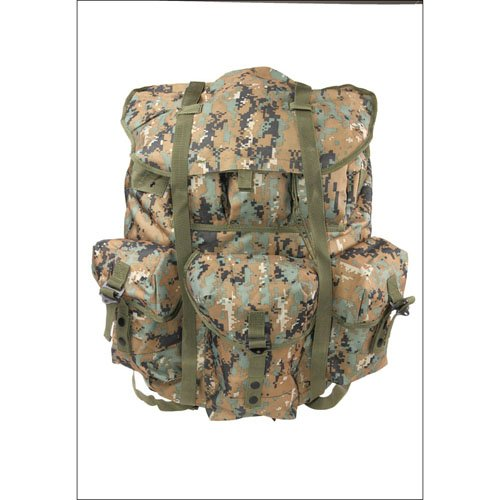 Marpat Pack with Alice Frame